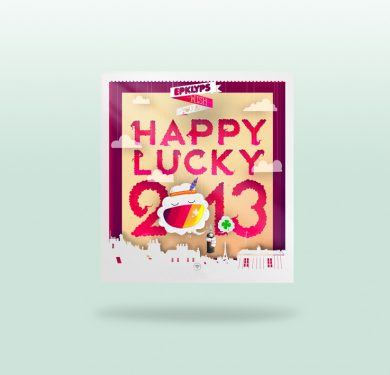 HAPPY LUCKY 2013