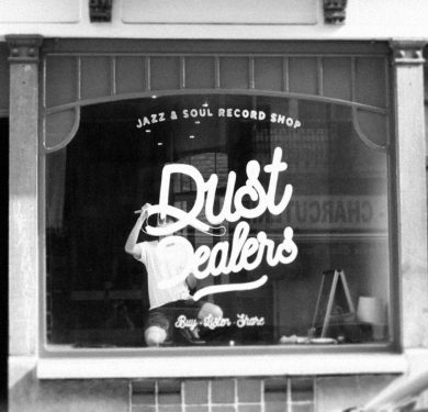 Dust Dealers – Le shop